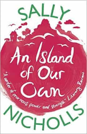 an island of our own by sally nicholls cover