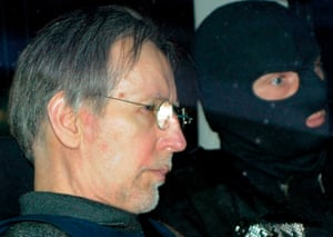 Michel Fourniret leaves court in 2008