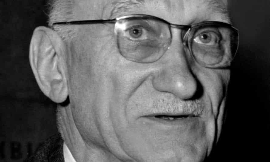 Robert Schuman in 1958