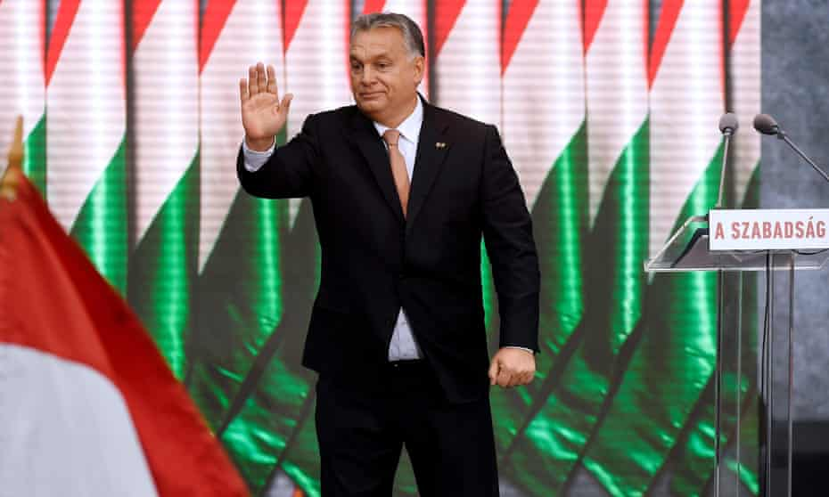 Hungary's Victor Orbán has played up his role as the EU's bete noire as it rebukes him for undemocratic policies.