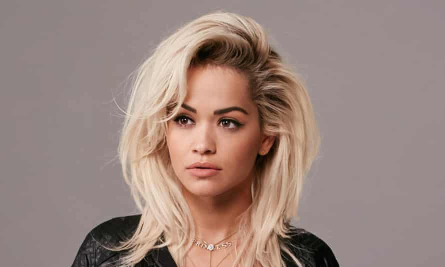 Rita Ora: 'My guiltiest pleasure? Cheese'