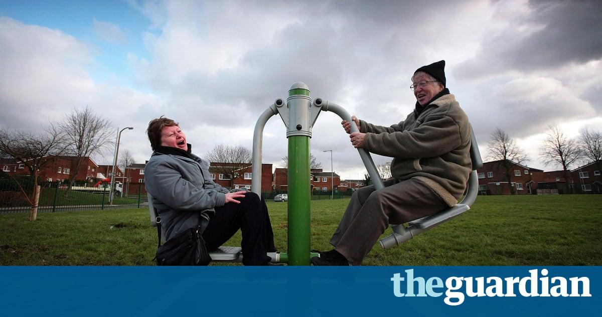 the elderly marginalized