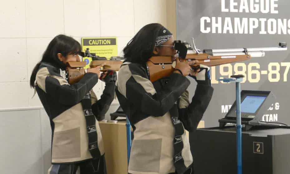 Students take aim at West Point: 'Discipline is more important than the shooting'.