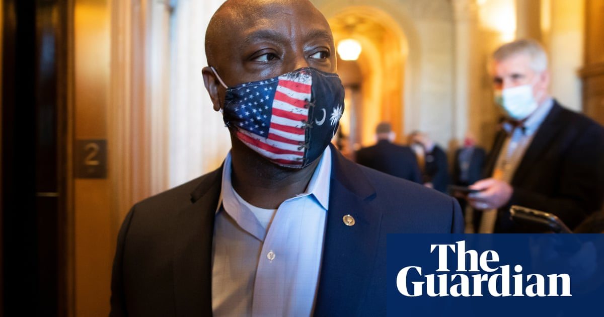 Tim Scott 'hopeful' deal can be reached with Democrats on US policing reform
