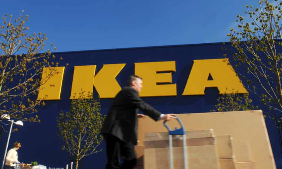 Ikea is among several high-profile retailers to have recently signed up to paying the living wage.