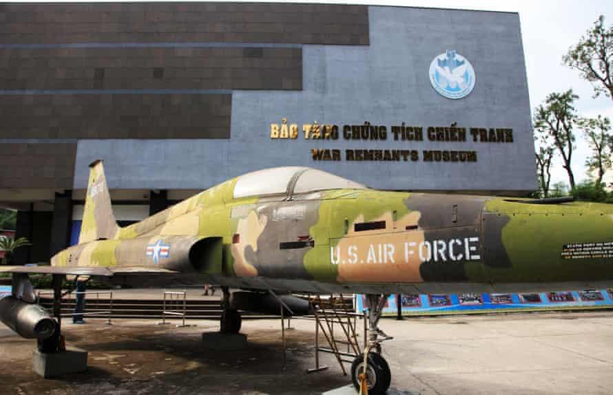 War Remnants Museum, Ho Chi Minh City (Saigon), Vietnam