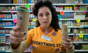 As Caitlin Moran on Raised By Wolves.