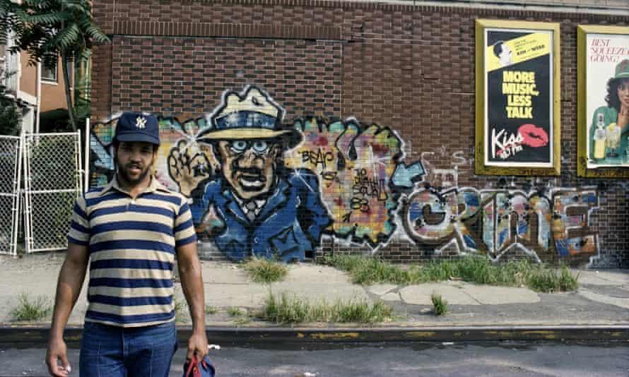 BEAR 167 TDS, South Bronx, 1983.