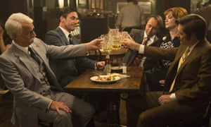 'There's an awful lot to be said for bowing out at the right time' … Mad Men