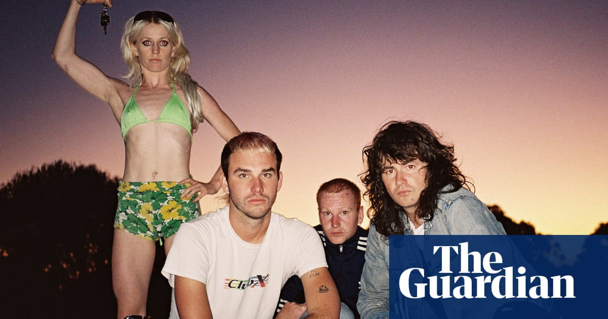 Amyl and the Sniffers' Amy Taylor: 'I wanna punch stuff and yell ... but not all the time'
