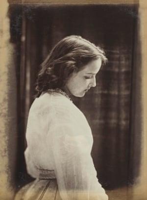 Unidentified Young Woman (1863-9) by Oscar Rejlander