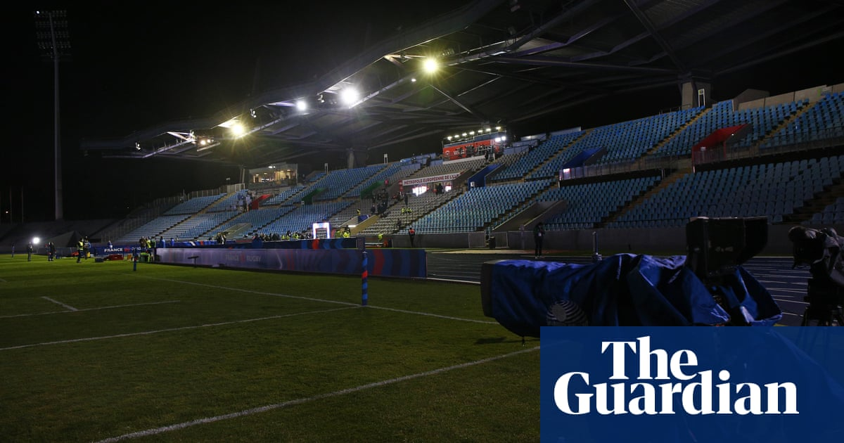 England awarded victory over France after floodlights fail in second half