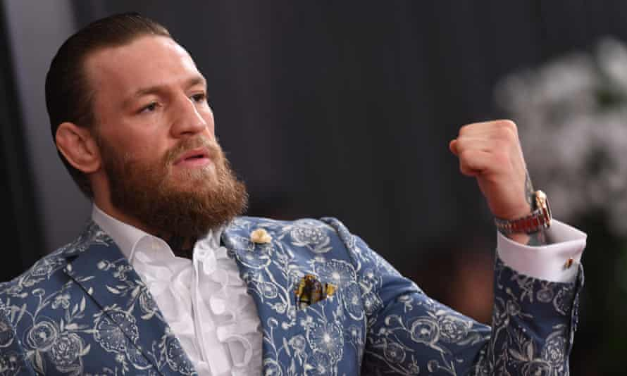 Conor McGregor comes out of retirement – again – to fight Dustin Poirier   Conor McGregor   The Guardian