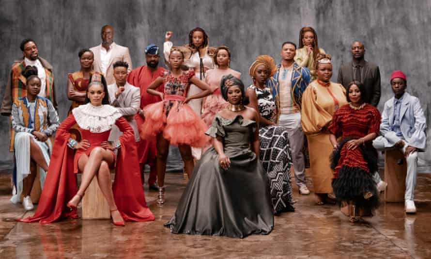 New voices … Made By Africa, Watched By the World.