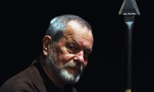 Terry Gilliam has spent 17 years trying to complete his Don Quixote quest.
