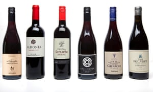 Six of the best grenaches