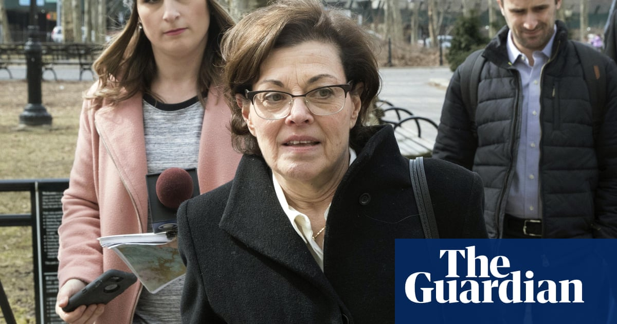 Nxivm co-founder Nancy Salzman jailed for more than 3 years in sex slaves case