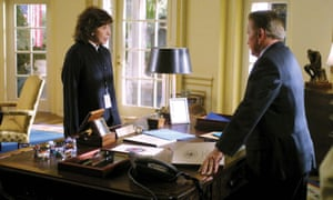 Lily Tomlin in The West Wing
