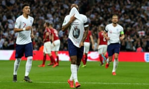 With the addition of Jadon Sancho alongside Raheem Sterling and Harry Kane, England's attack has become more fluid since last year's World Cup semi-final.