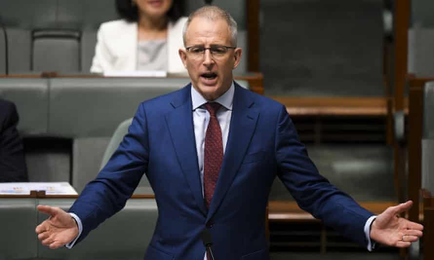Australian communications minister Paul Fletcher