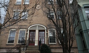 It has been reported that EPA administrator Scott Pruitt has lived in the townhouse on Capitol Hill, which is co-owned by the wife of an energy lobbyist, for about six months during his first year in office.