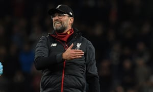 Jürgen Klopp said his players 'looked a little bit too exhausted' in the win over Spurs but after the game 'everyone was still alive and breathing'.