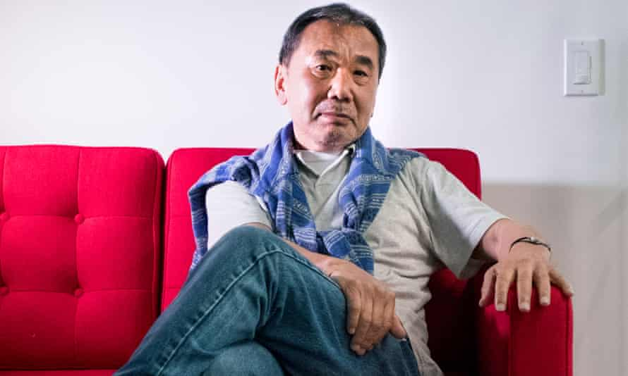 'I always wind up wearing the same thing. I'm not sure I can say why that is' ... Haruki Murakami.