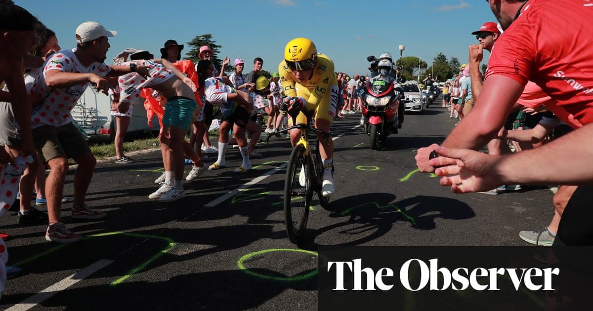 Tadej Pogacar set to retain Tour de France title after stage 20 time trial