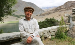 """""""When I'm bored, I call up Radio Pakistan and request a song, then I start dancing. I'll even dance on a rainy day. It's my way of expressing how grateful I am. I am the happiest man in Pakistan.""""  (Passu, Pakistan)"""