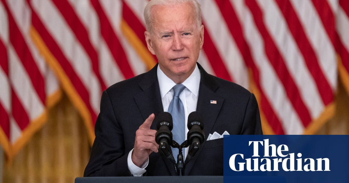 'America first' again? Is Biden echoing Trump on Afghanistan and vaccines?