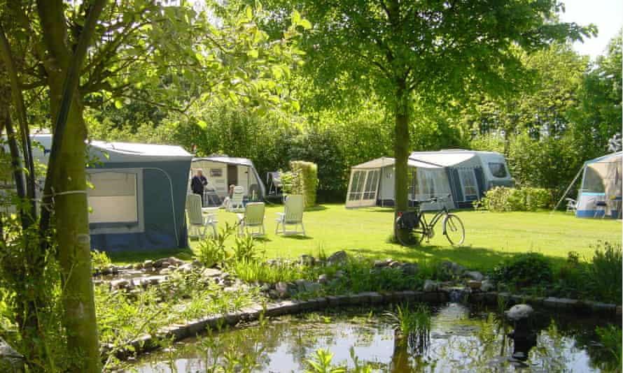 Mini-camping Pergama LandJuweel