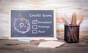 Excellent or poor credit rating depends on the company.