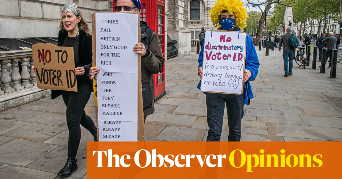 Fake voters exist only in Boris Johnson's fevered imagination