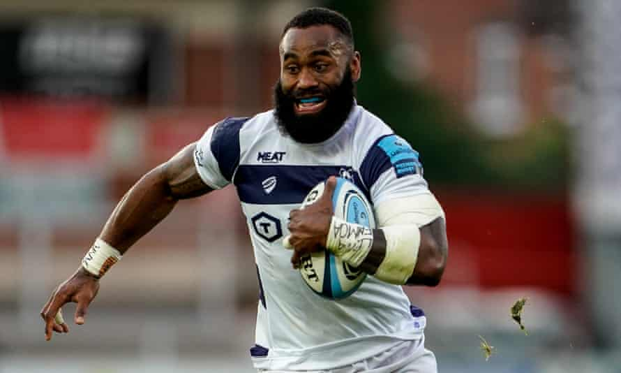 Of Semi Radradra's superb start to his Bristol career the head coach, Pat Lam, said: 'The X factor he shows is not a surprise … it's what he does all the time.'