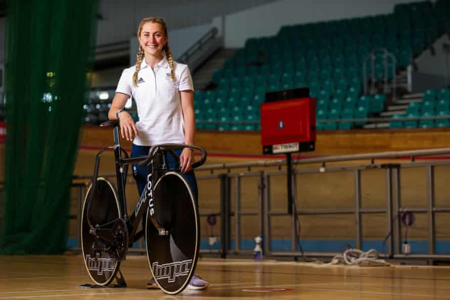 Laura Kenny will compete in the team pursuit, madison and omnium.