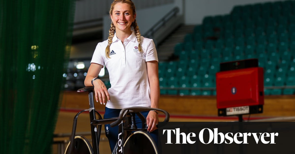 Laura Kenny sets sights on becoming greatest ever GB Olympian