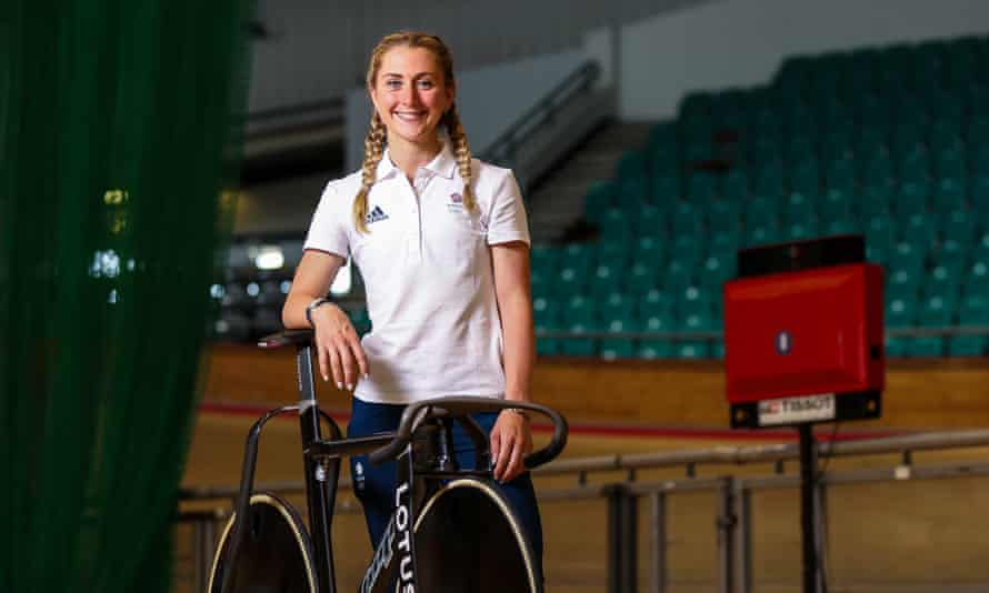 Laura Kenny will compete in three events at this year's Games
