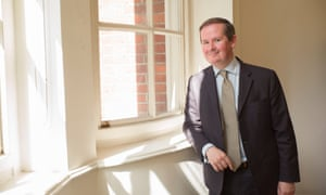 David Simmonds, chair of the LGA's Asylum, Refugee and Migration task group