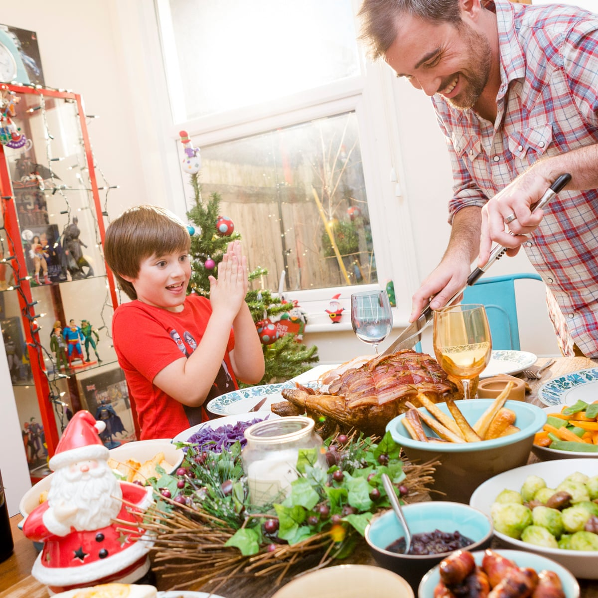 Oregon Christmas Dinner Restaurants Near Me 2021 The New Rules Of Christmas Dinner Don T Ask For Yorkshire Puddings And Always Wear A Party Hat Food The Guardian