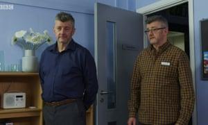 Doctors … the Joe Pasquale episode.