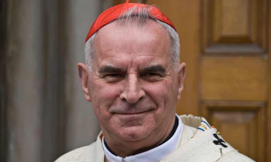 Cardinal Keith O'Brien in 2007.