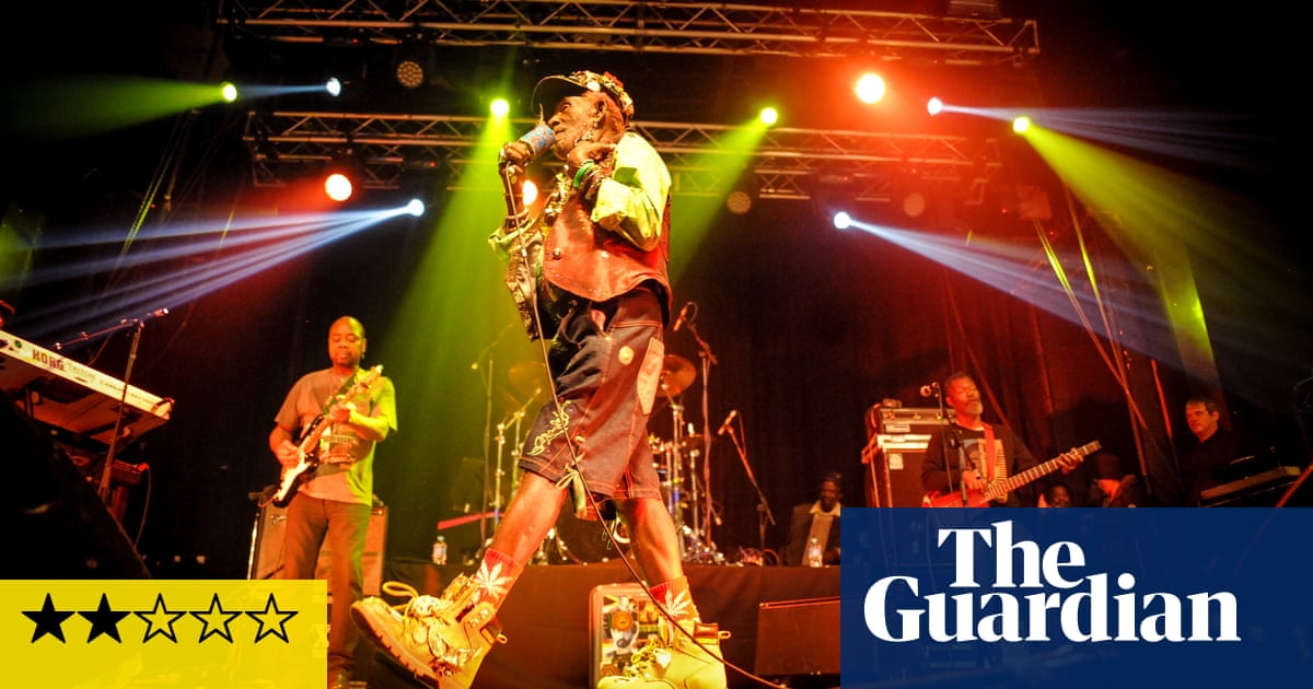 Lee 'Scratch' Perry review – intergalactic dub deity crashes