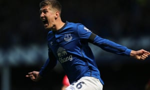 Chelsea manager José Mourinho sees the England and Everton defender John Stones as heir apparent to John Terry at Stamford Bridge