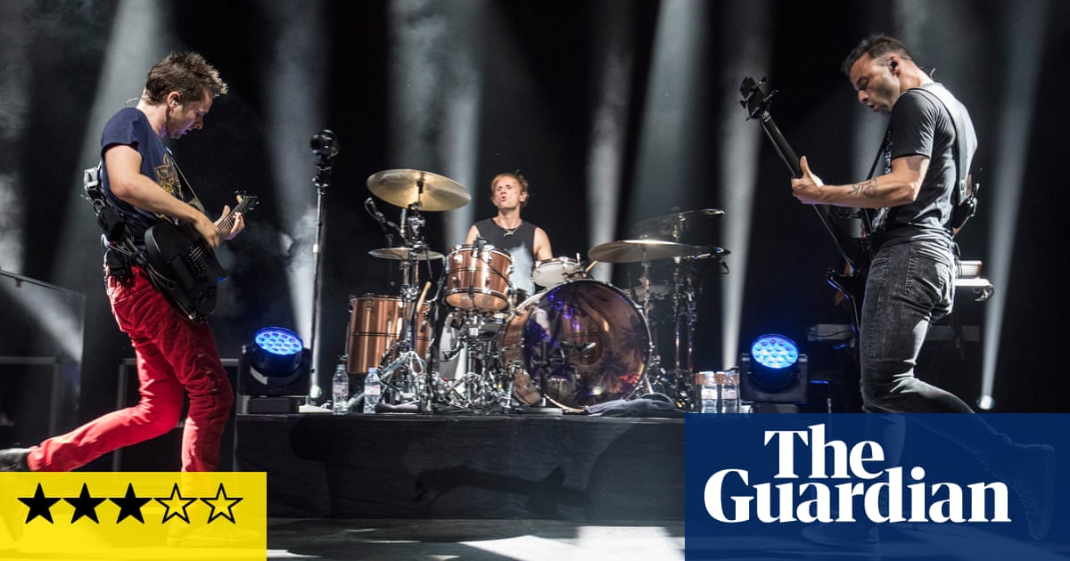 Muse review – band unleash thunderstorm in a matchbox   Music   The
