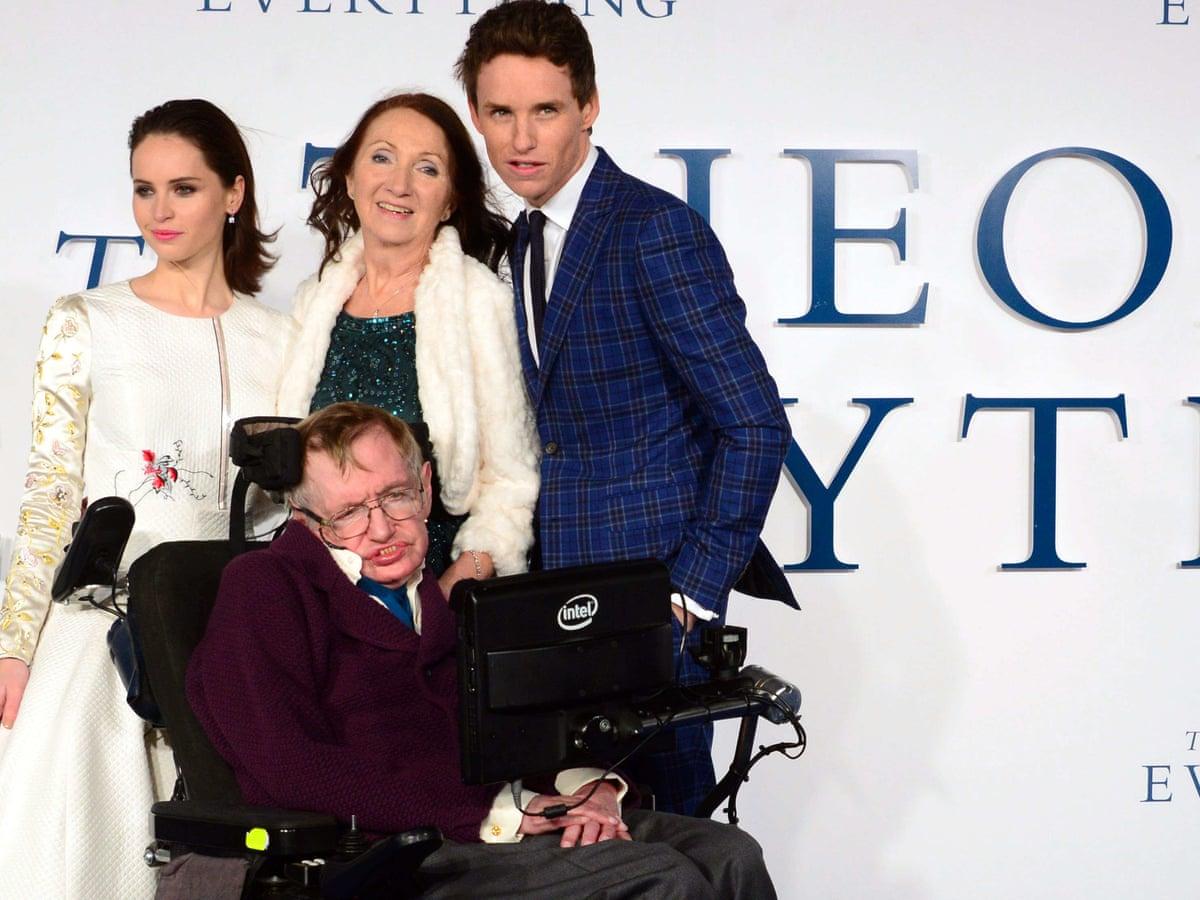 Hawking was married stephen Inside Lothario