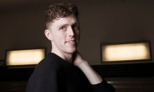 'I loved Riverdance's Jean Butler, the way she flew around the stage' … James Cousins.