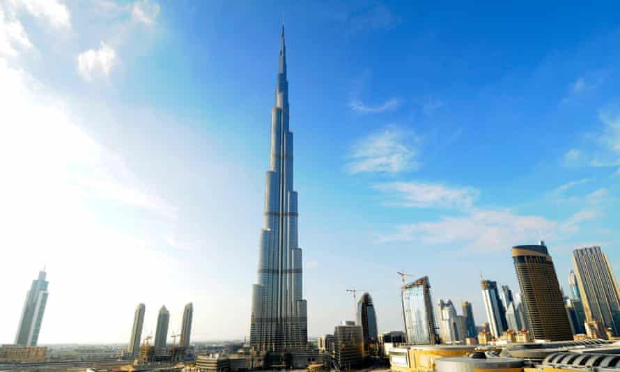 The Burj Khalifa, Dubai