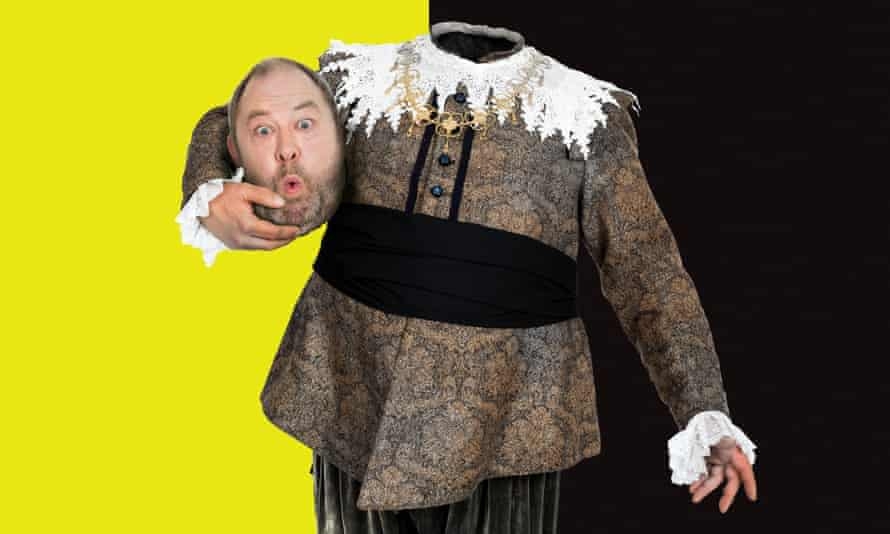 Mark Addy stars in The Hypocrite at Hull Truck.