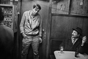 The Gothenburg man, Cafe Lehmitz, 1970