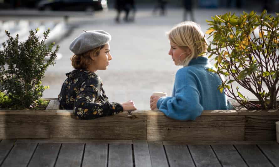 Rupen Kalsi and Camilla Ackley
